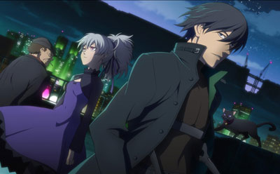 DARKER THAN BLACK's character